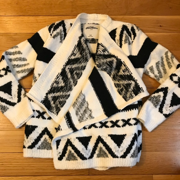 Abercombie Kids Other - Girls Open Cardigan Sweater